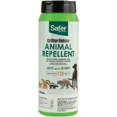Havahart Critter Ridder 2 Lb. Granular Organic Animal Repellent