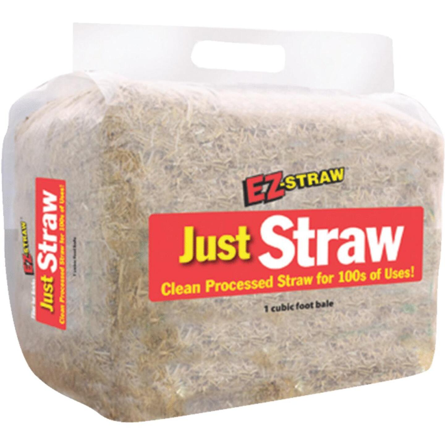 EZ Straw 1 Cu. Ft. Straw Image 1