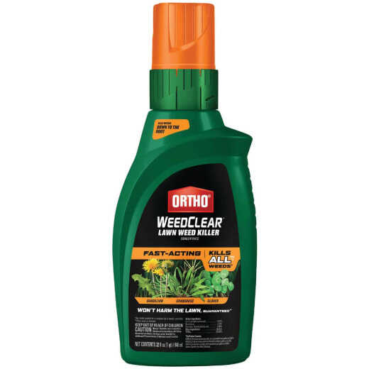 Ortho WeedClear 32 Oz. Concentrate Northern Lawn Weed Killer