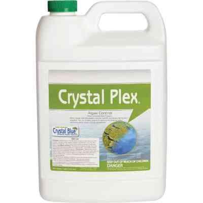 Crystal Plex 1 Gal. Liquid 1-Acre Coverage Area Algae Control Step 3 Gallon