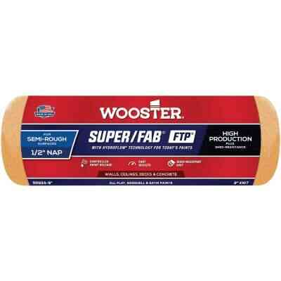 Wooster Super/Fab FTP 9 In. x 1/2 In. Knit Fabric Roller Cover