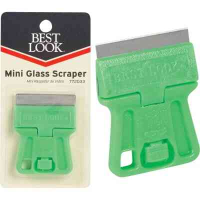 Best Look Mini Glass Razor Scraper