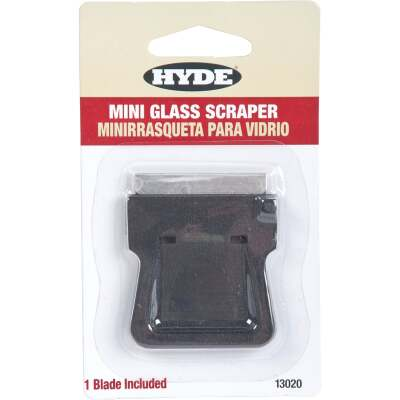 Hyde 2.25 In. Carbon Steel Razor Scraper