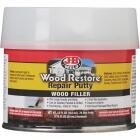 J-B Weld Wood Restore 12 Oz. 2-Part Repair Wood Putty Image 2