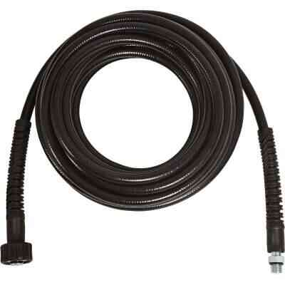 Mi-T-M 1/4 In. x 30 Ft. 3000 psi Medium Duty Replacement Pressure Washer Hose