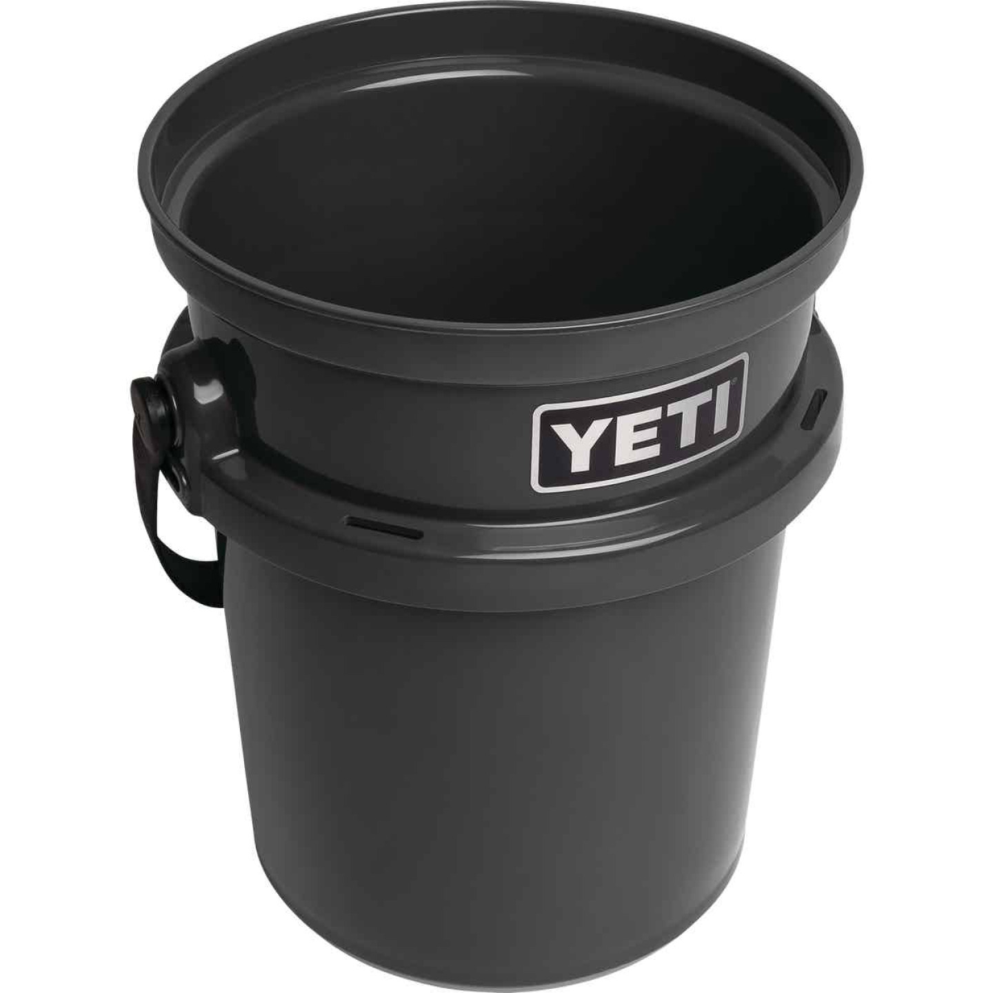 Yeti LoadOut 5 Gal. Charcoal Bucket Image 4