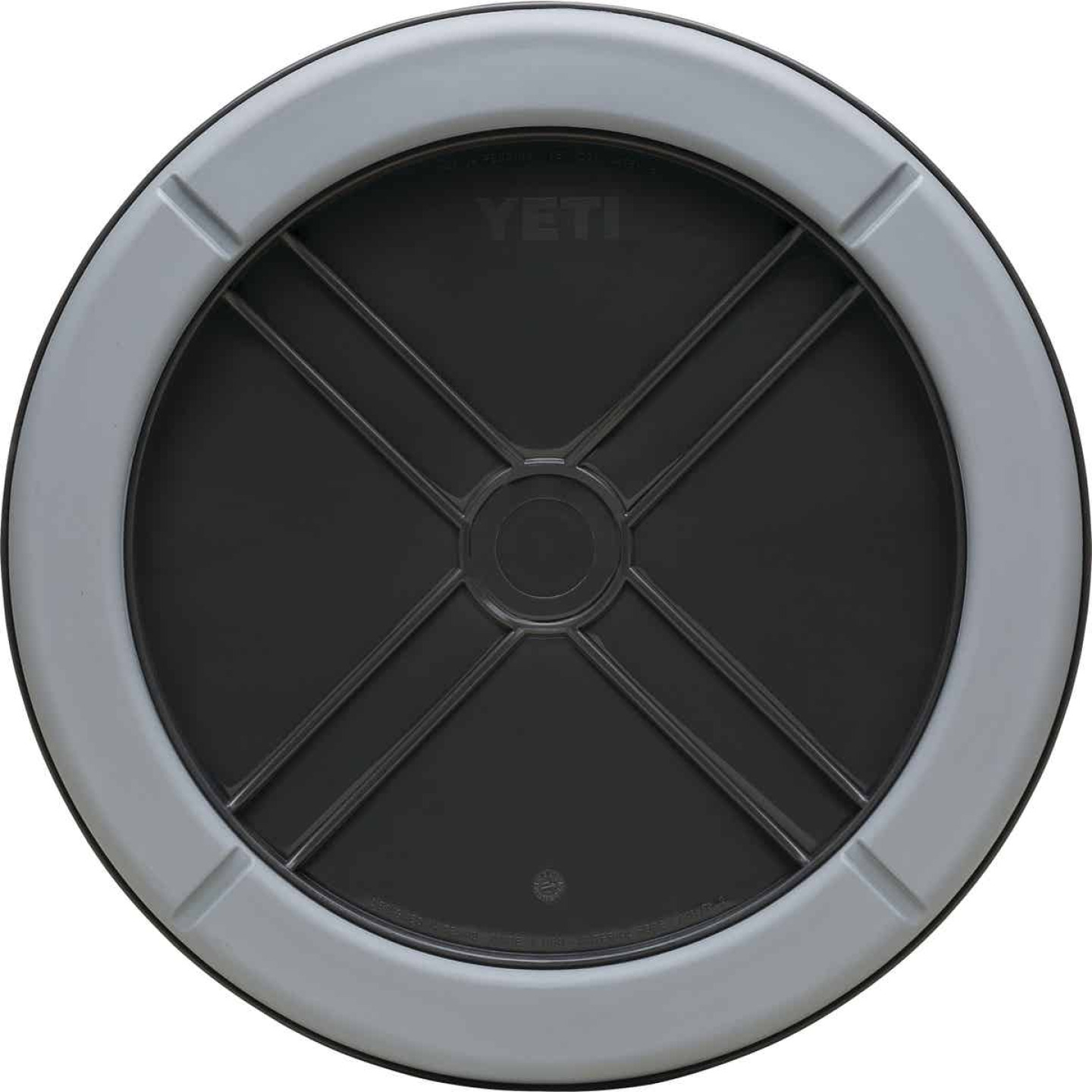 Yeti LoadOut 5 Gal. Charcoal Bucket Image 5
