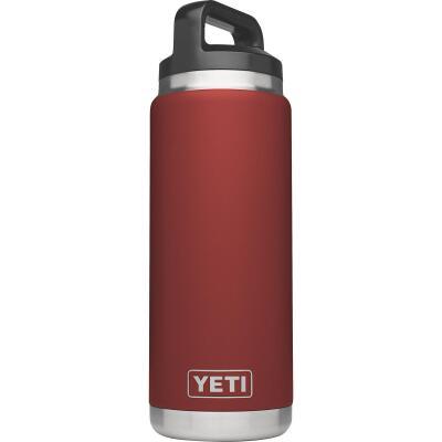 Yeti Rambler 26 Oz. Brick Red Stainless Steel Insulated Vacuum Bottle