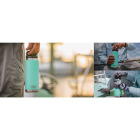 Yeti Rambler 26 Oz. Seafoam Stainless Steel Insulated Vacuum Bottle Image 2