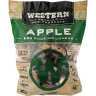 Western 6 Lb. Apple Wood Smoking Chunks Image 1