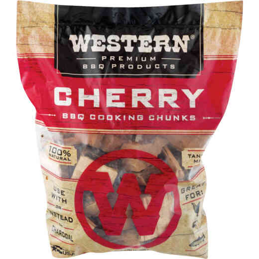 Western 6 Lb. Cherry Wood Smoking Chunks