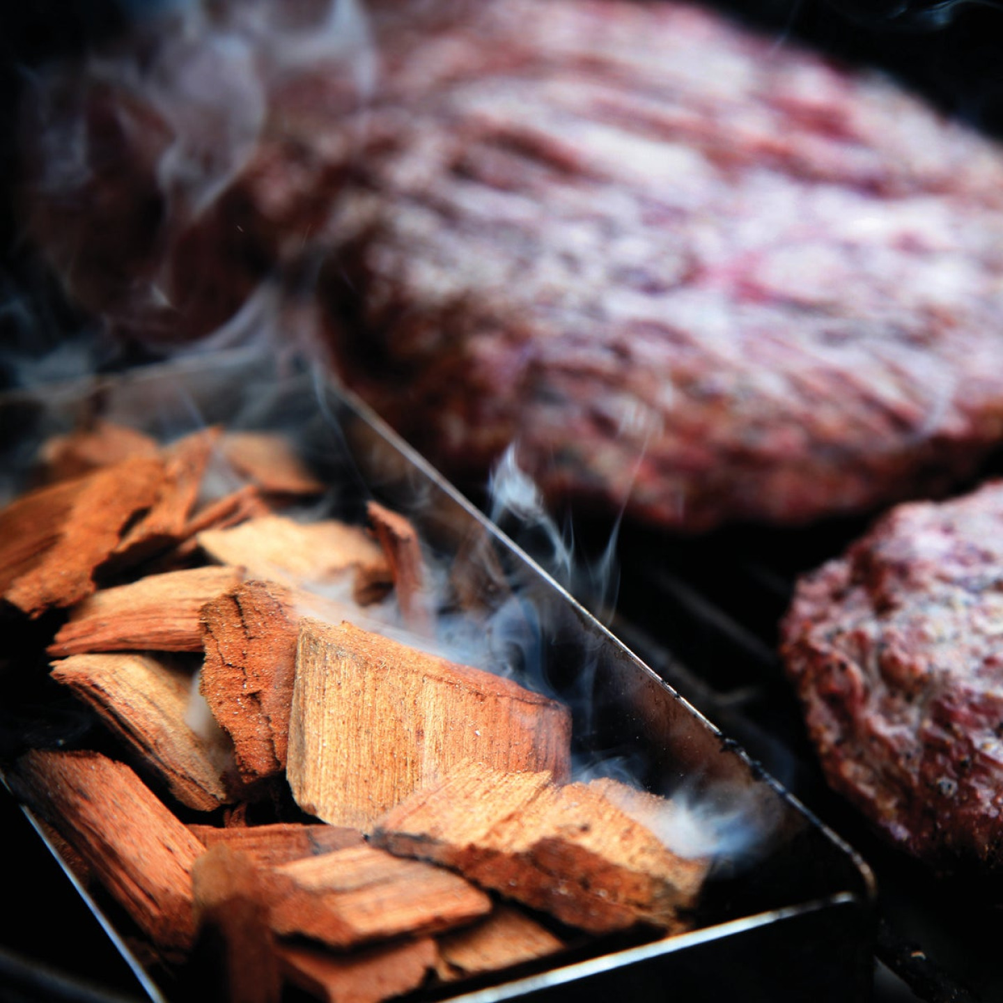 Western 2 Lb. Hickory Wood Smoking Chips Image 2