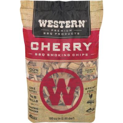 Western 180 Cu. In. Cherry Wood Smoking Chips