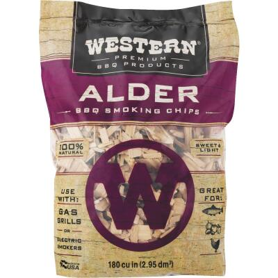 Western 2 Lb. Alder Wood Smoking Chips