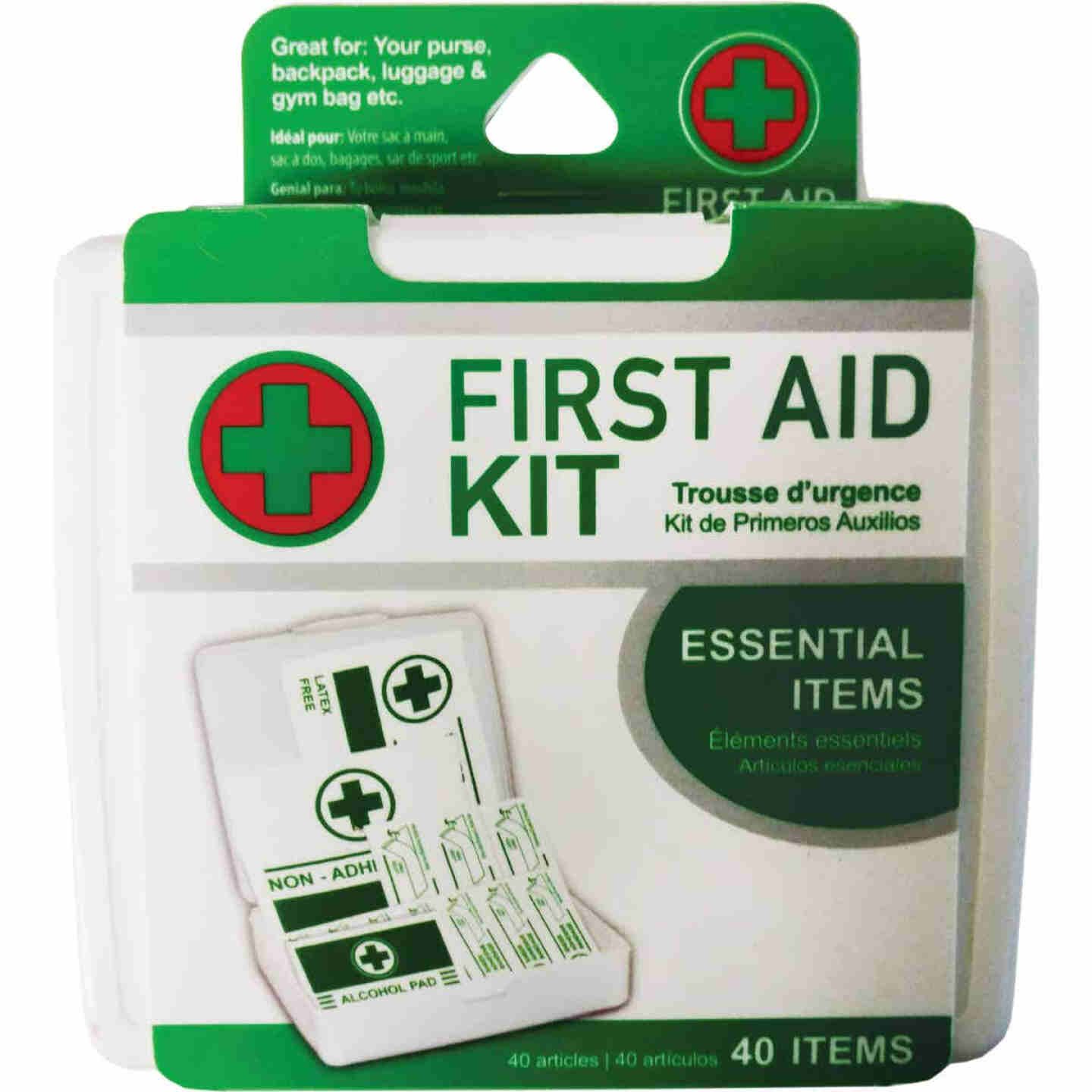 Jacent First Aid Kit (40-Piece) Image 1