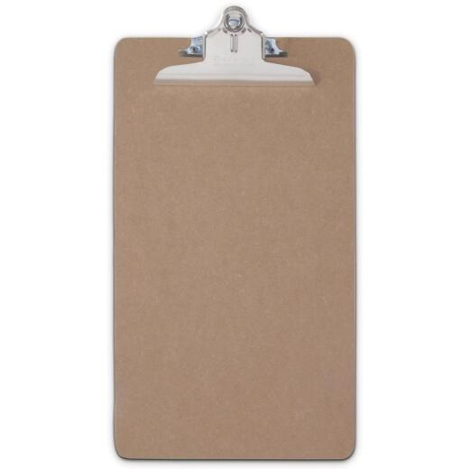 Saunders Legal Size Hardboard 1-1/4 In. Clipboard
